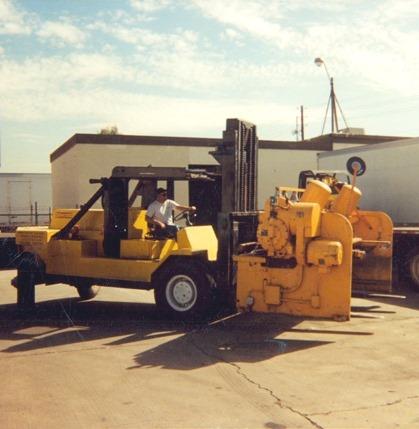 Forklift Operator PT Datascrip
