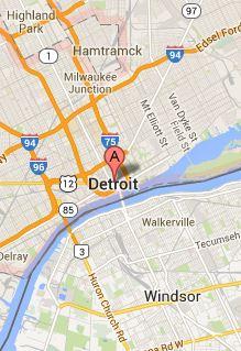 Detroit Forklift Training
