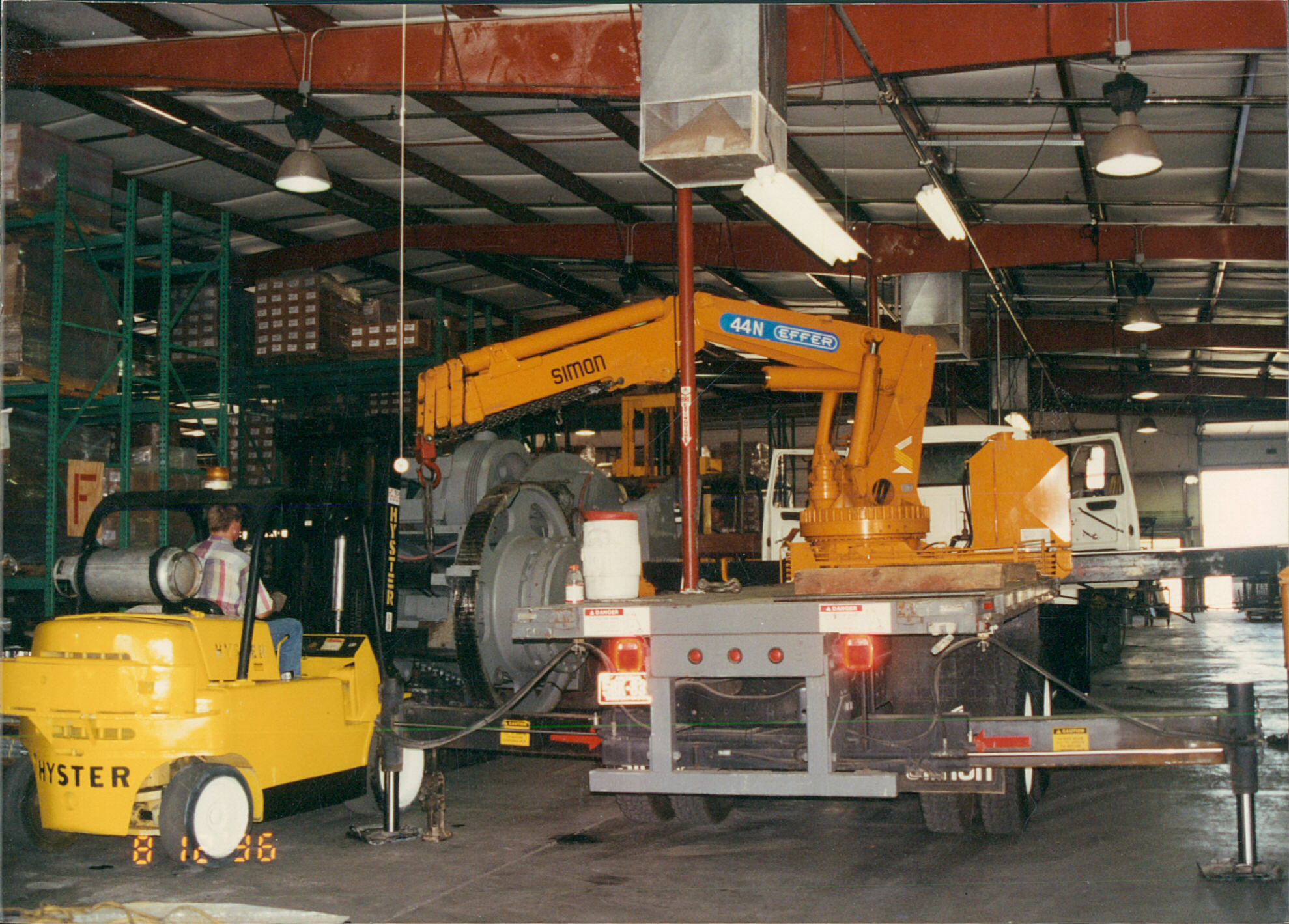 Forklift photos forklift image gallery certifyme forklift in a warehouse 1betcityfo Images