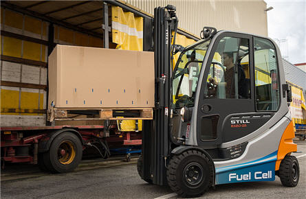 What are Fuel Cell Forklifts?