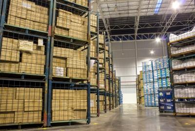 forklift warehouse management