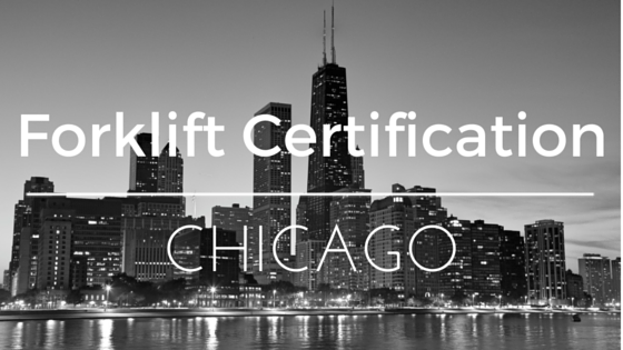 Forklift Certification in Chicago