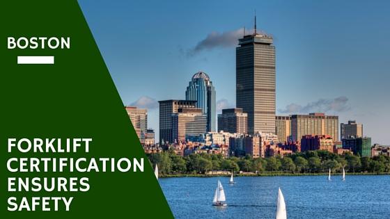 forklift certification in boston