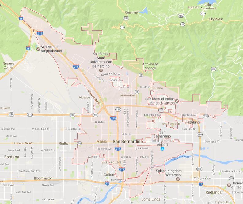 San Bernardino Forklift Certification