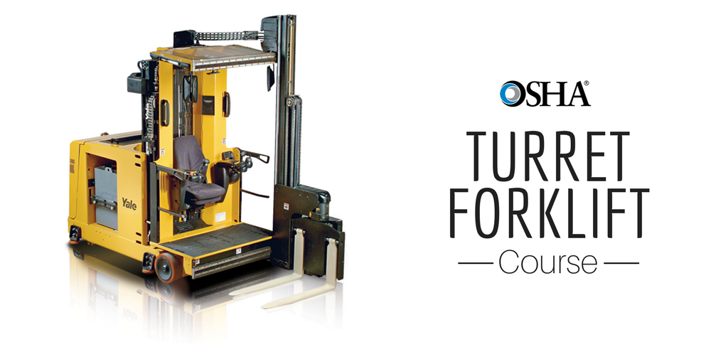 turret forklift certification