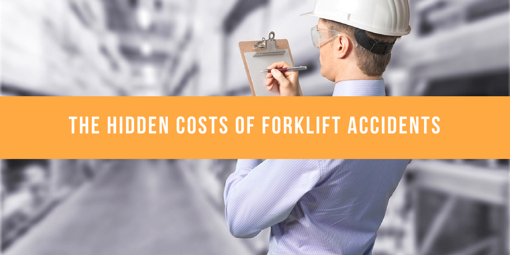 The Hidden Costs of Forklift Accidents