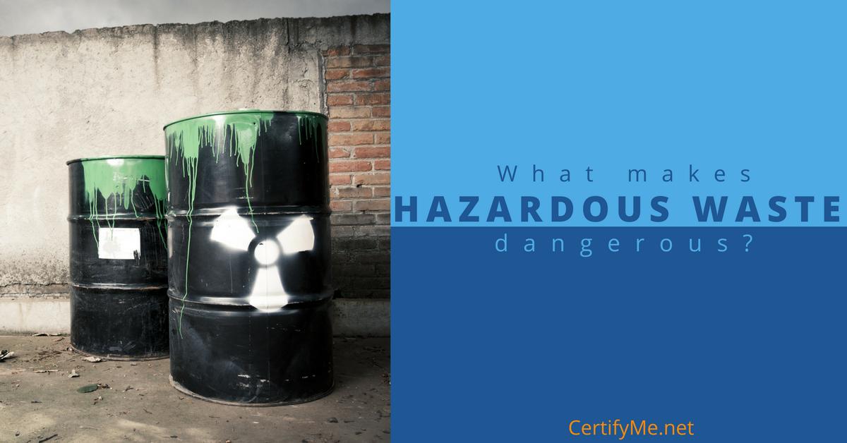 CertifyMe.net - hazardous waste hazwoper