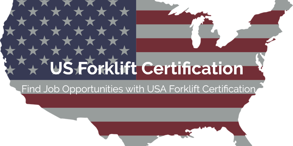 Us Forklift Certification Find Forklift Training In Your Area
