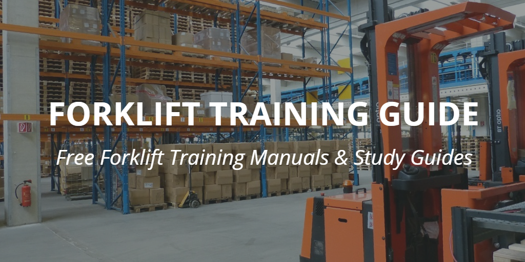 Osha Forklift Training Guide Resources Get A Forklift Training Guide