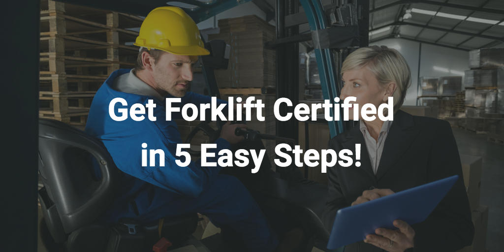 Osha Forklift Certification Requirements Be Osha Compliant