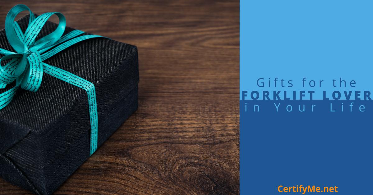 forklift lover gift guide