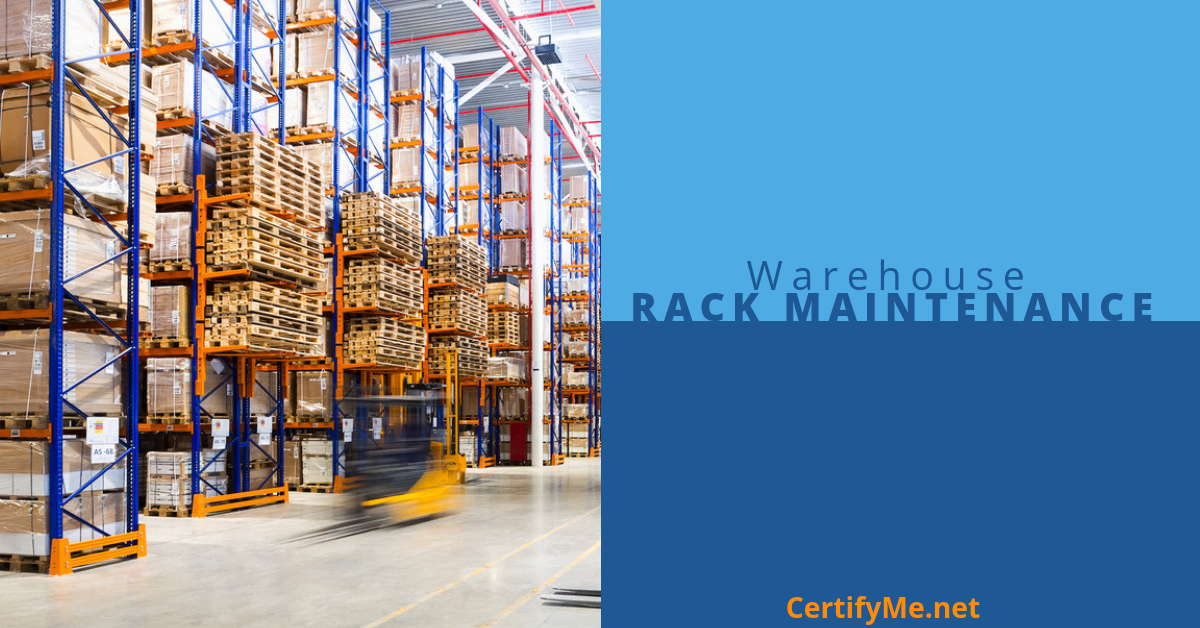 Warehouse Rack Maintenance