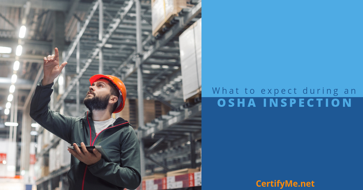 What to Expect During an OSHA Inspection